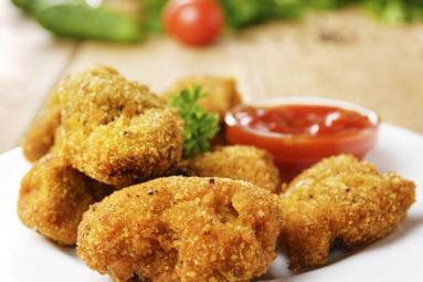 Yummy Nuggets Snack Recipe - veg dish