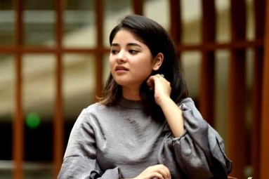 Zaira Wasim Quits Bollywood to Focus on Her Faith Islam