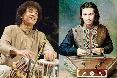 Zakir Hussain with Rahul Sharma to perform in Arizona