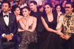 bollywood couples, bollywood gossips, fantastic four alia bhatt ranbir kapoor and deepika padukone ranveer singh to take an american tour together, Ajay devgn