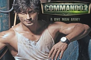 Commando 2 Hindi Movie