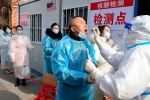 China Reports the Highest New Covid-19 Cases for the Year