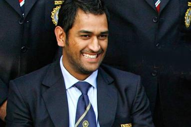 Dhoni is Richest Indian Athlete, Says Forbes