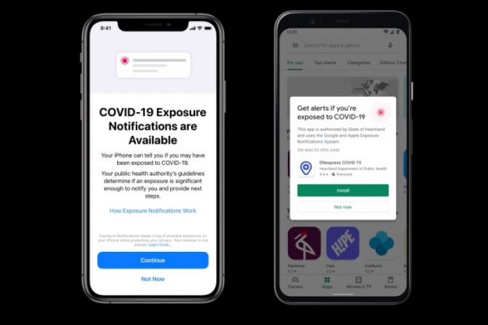 Apple releases iOS 13.7 with COVID-19 exposure notifications