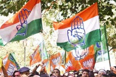 Indian National Congress Kick-Starts 'NRI Bus' to Counter BJP