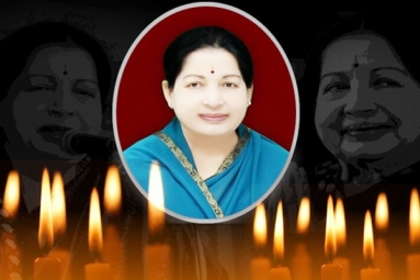 Jayalalithaa no more!
