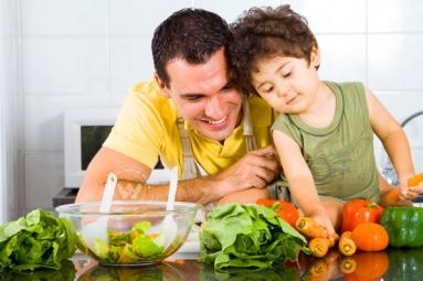 How to make your kids eat vegetables?