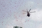 India, India, india s military pay tribute to healthcare workers with fighter jets and army bands, Bengaluru