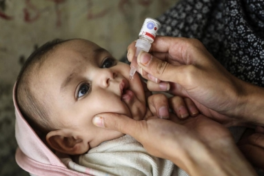 80 million children haven't received planned vaccinations because of the pandemic
