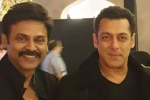 Watch: Salman Khan Shake Legs with Venkatesh at His daughter Aashritha Daggubati's Wedding