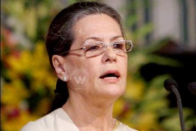 'Mann Ki Baat' Man Recoils Into A 'Maun Vrat' - Says Sonia Gandhi