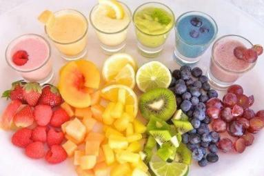 Lose weight with yummy smoothies