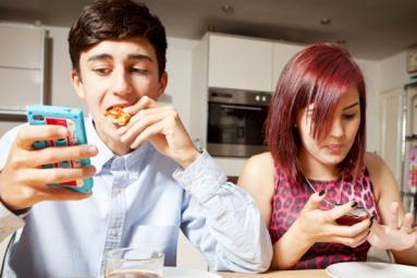 Relations suffering due to penetrated technology in lives, says study