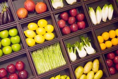 To feel happy, eat fruits, veggies!