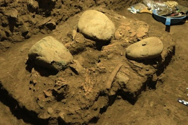 Remains of a Teenager who died 7200 years Found