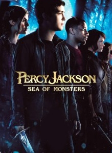 Percy Jackson: Sea Of Monsters 3D Movie Review