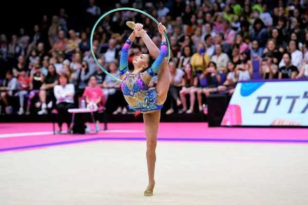 11-Year-Old Indian Origin Rani Banga Wins Gold at Israel Rhythmic Gymnastics Championships