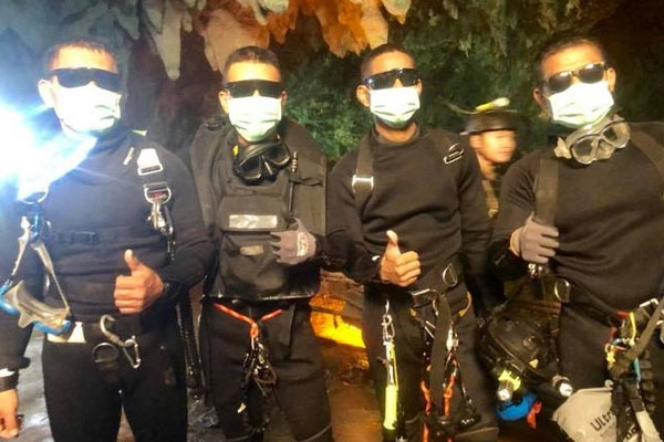 Thai Cave Rescue: Indian Firm Assists with Tech Support