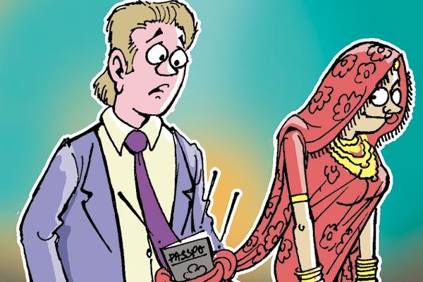 Some NRI men abandon wives in India: UK University
