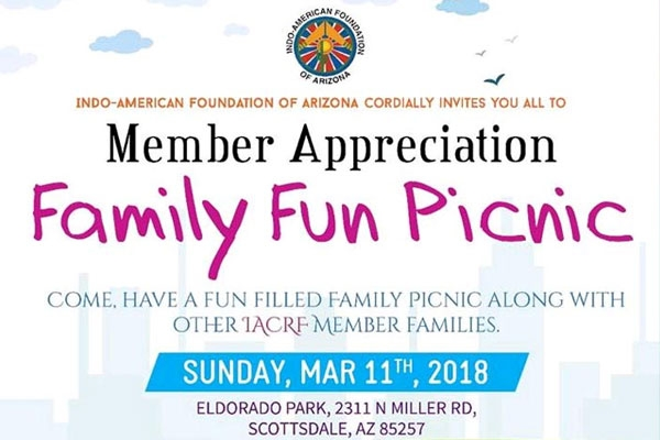 Family Fun Picnic - IACRFAZ