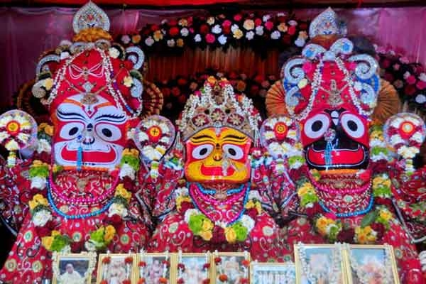 Ratha Yatra - Festival Of Chariots