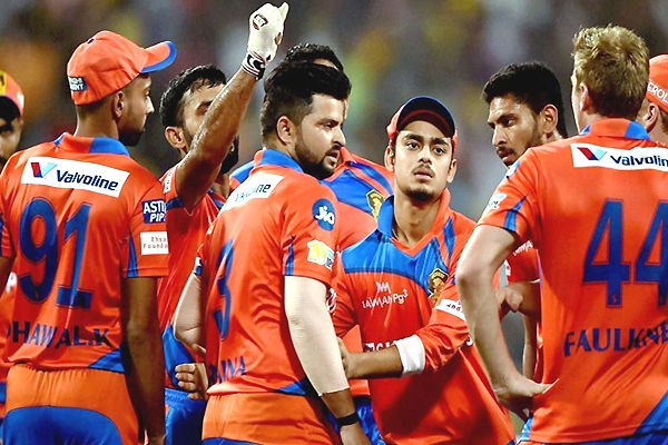 Gujarat Lions lords over Kolkata Knight Riders
