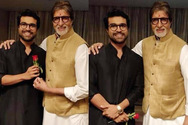Amitabh Bachchan Send Special Wishes to Ram Charan on His Birthday