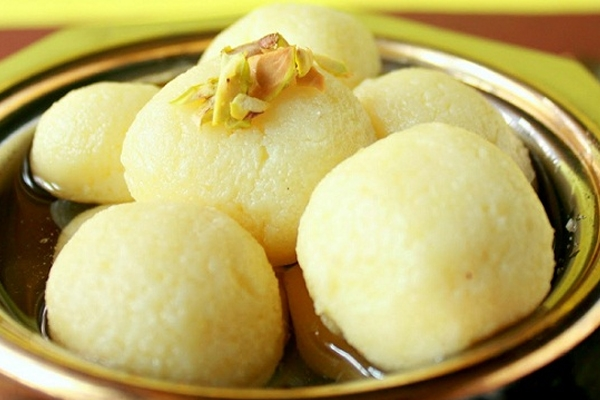Home made Rasgulla
