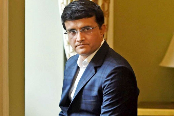 'I Want to Become India Coach One Day': Sourav Ganguly