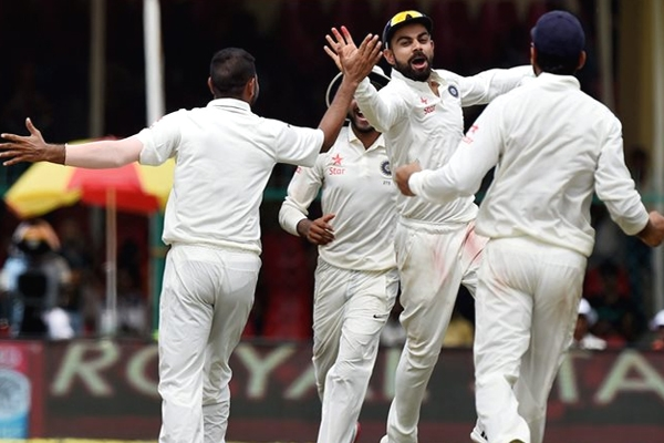 India beat New Zealand by 197 runs in Kanpur Test, leads series by 1-0