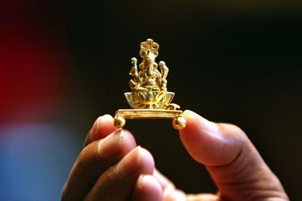 Indian Govt. Allows Conditional Export of Gold Idols