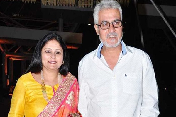 Telugu actress Jayasudha's husband found dead