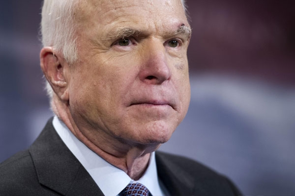 John McCain to continue Treatments and Keep Working