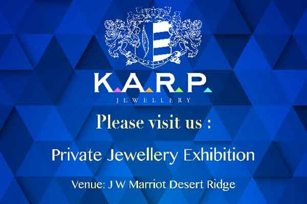 K A R P Jewellery Exhibition