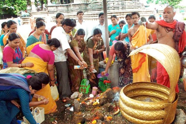 Nag Panchami  on 7th August