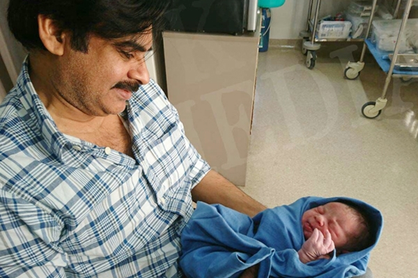 Pawan Kalyan turns a Proud Father Again