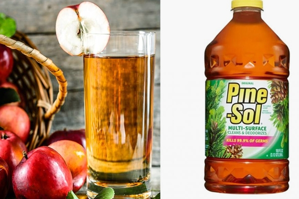 Preschoolers Served with Cleaning Liquid to Drink Instead of Apple Juice