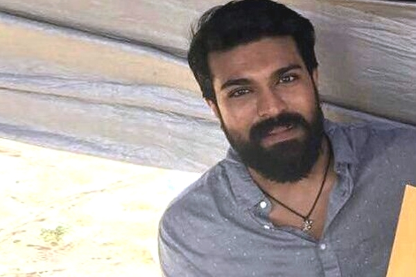 Ramcharan's Next gets a Massive Deal