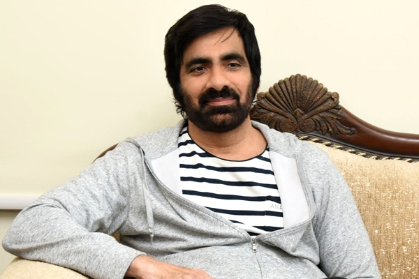 Ravi Teja Locks Date For Disco Raja