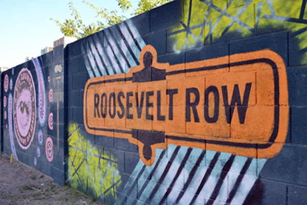 Phoenix fights for Roosevelt Row business district