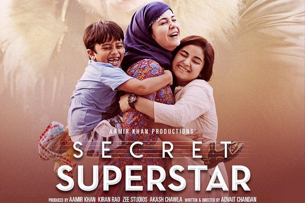 Secret Superstar Hindi Movie - Show Timings