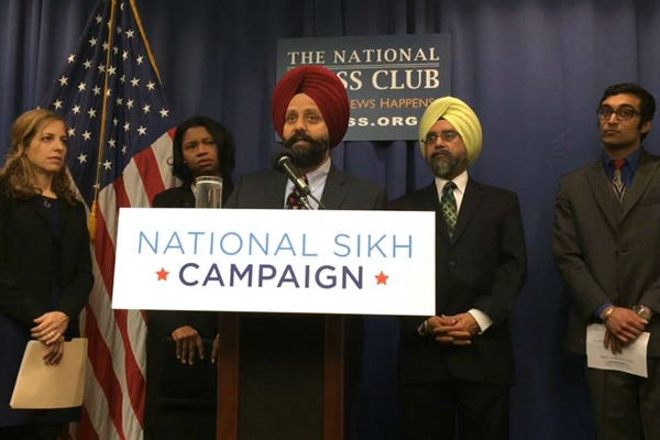Sikh community launches campaign to spread Awareness of Sikhism