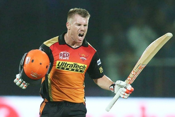 Warner's century sets big win for SRH