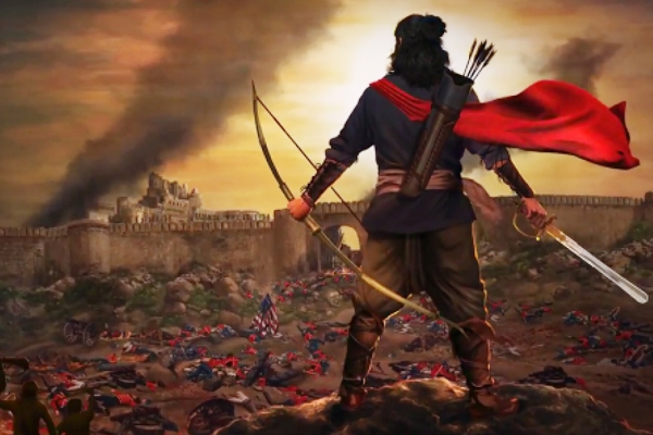 Syeraa Shoot Stalled due to Heavy Rains
