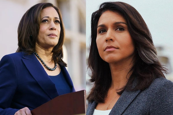 Among 2020 U.S. Presidential Hopefuls, Here Are Two Democratic Women Candidates with Strong Indians Links