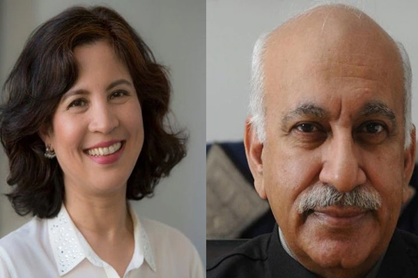 U.S. Based Journalist Accuses MJ Akbar of Rape