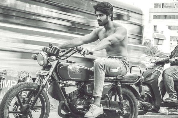 Vijay Devarakonda Voted As The Most Desirable Man 2018
