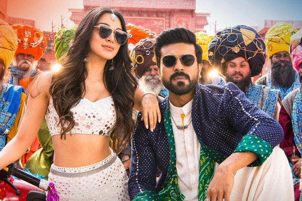 Charan's Vinaya Vidheya Rama First Week Collections