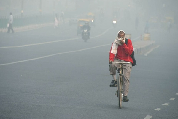 Washington University to Study Air Pollution in Delhi