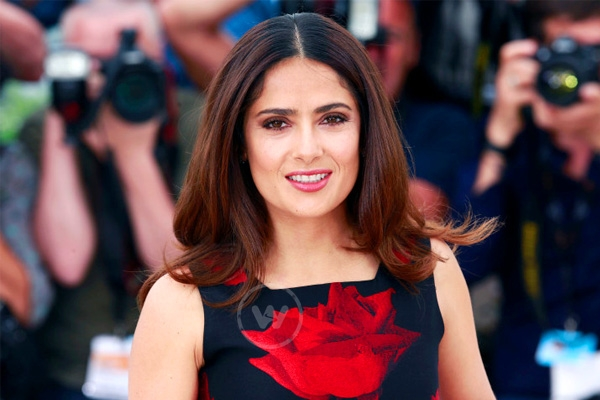 Salma Hayek Speaks on pay variation in Industry},{Salma Hayek Speaks on pay variation in Industry